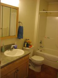 Bathroom Apt. B